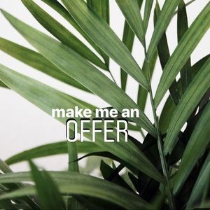 Other - • push that offer button •